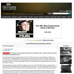Most Controversial Films of All Time - StumbleUpon