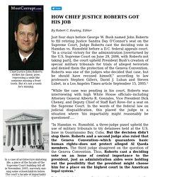 Most Corrupt Supreme Court