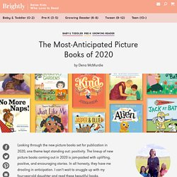 The Most Exciting Kids' Books of 2020