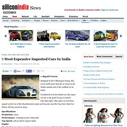 7 Most Expensive Imported Cars In India - Page 7