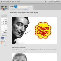 7 most famous logos and how they were created