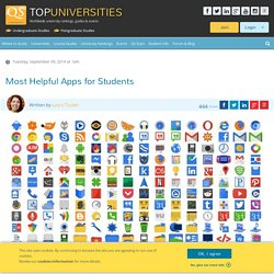 Most Helpful Apps for Students