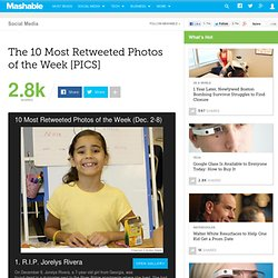 The 10 Most Popular Photos on Twitter This Week [PICS]