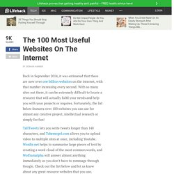 the-100-most-useful-websites-the-internet