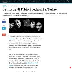 La mostra di Fabio Bucciarelli a Torino