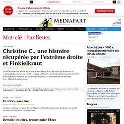 Médiapart : Dossier Banlieues