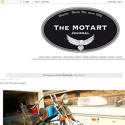 MotArt: Motorcycle