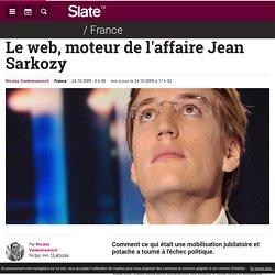 Le web, moteur de l'affaire Jean Sarkozy
