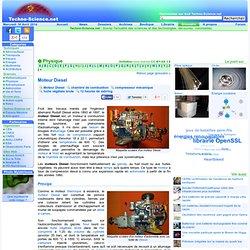 Définition Moteur Diesel - Encyclopédie scientifique en ligne
