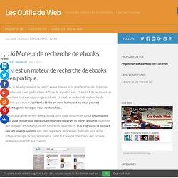 U.ki Moteur de recherche de ebooks. - Les Outils du Web