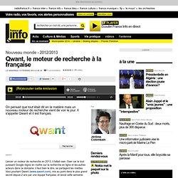 Qwant, le moteur de recherche à la française