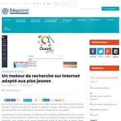 Un moteur de recherche sur internet adapté aux plus jeunes