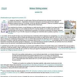 moteur Stirling solaire 3.4