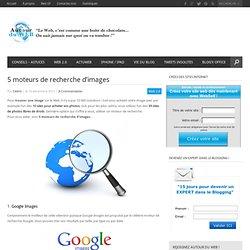 5 moteurs de recherche d'images
