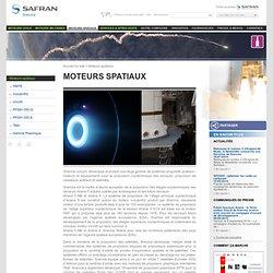 Moteurs spatiaux - Snecma