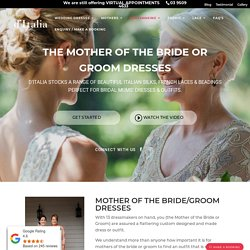 The Beautiful Mother of the Bride Wedding DressesMother Of The Bride Dresses Melbourne