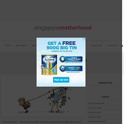 Modern Motherhood Is Stressful - SingaporeMotherhood.com