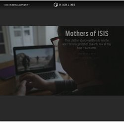 Mothers Of ISIS Recruits Fight Their Own Battles Back Home - The Huffington Post