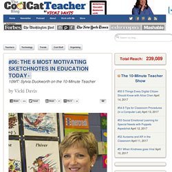 #06: The 6 Most Motivating Sketchnotes in Education Today
