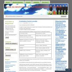 Guide du néophyte pour la prospection de clientèle