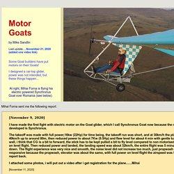 Motor Goats