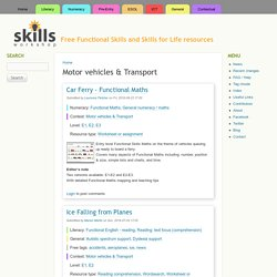 Motor vehicles & Transport