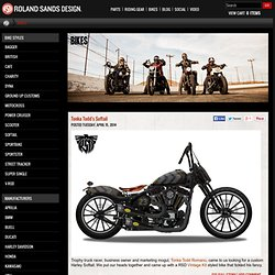 Bikes | Motorcycle Parts And Accessories | Roland Sands Design