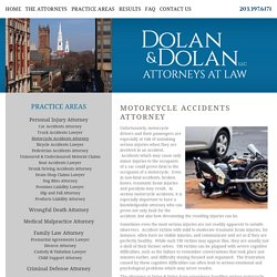 Motorcycle Accident Attorney, Motorcycle Accident Law Firm New Haven, CT - Dolan & Dolan, LLC