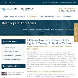 Lincolnshire Motorcycle Accidents Lawyer