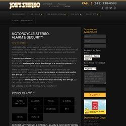 Best Motorcycle Security San Diego