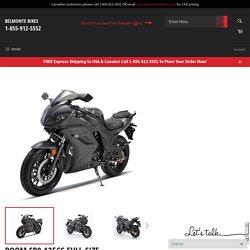 BOOM SR9 125CC FULL-SIZE SUPER POCKET BIKE MOTORCYCLE