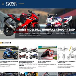 Motorcycles & Street Bikes | Find Road Bike & Sport Bike