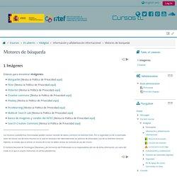 Motores de búsqueda: Imágenes