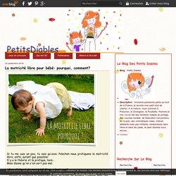 La motricité libre pour bébé: pourquoi, comment? - Petits Diables
