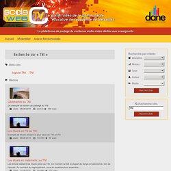 ScolaWebTV - Usages du TNI