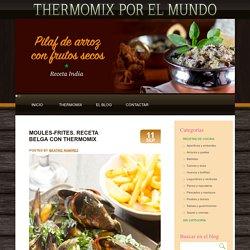 Moules-frites. Receta belga con Thermomix « Thermomix en el mundo