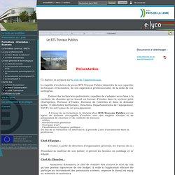 Lycée Jean Moulin - Angers - Le BTS Travaux Publics