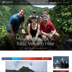 Mount Liamuiga, St. Kitts