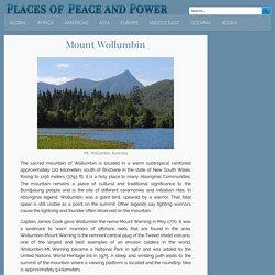 Mount Wollumbin