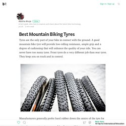 Best Mountain Biking Tyres – Medium