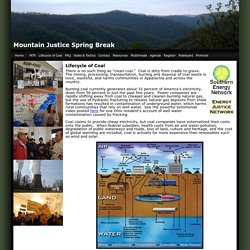 Mountain Justice Spring Break 2014