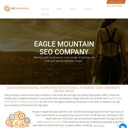Eagle Mountain SEO Company - Search Engine Marketing Services