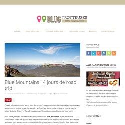 Blue Mountains : 4 jours de road trip - Blog Trotteuses- Blog Trotteuses