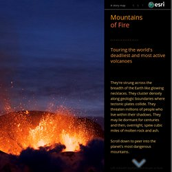 Mountains of Fire