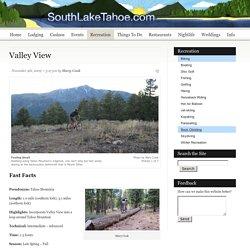Valley View Mountina Biking Trail