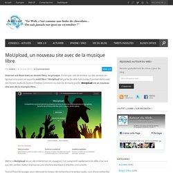 MoUpload, un nouveau site avec de la musique libre