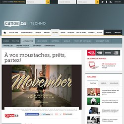 Canoë - Techno-Sciences - À vos moustaches, prêts, partez!