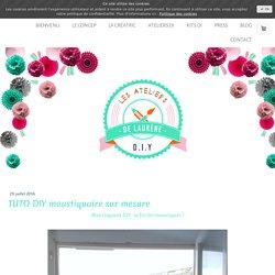 Moustiquaire DIY - Les Ateliers de Laurène, ateliers créatifs paris, ateliers diy, kits diy