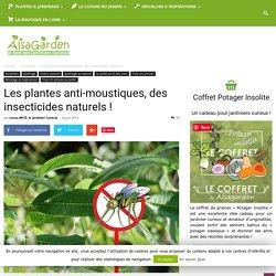 Agriculture eco village pearltrees - Plante grimpante anti moustique ...