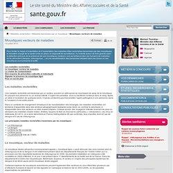 SANTE_GOUV_FR 18/07/13 Moustiques vecteurs de maladies